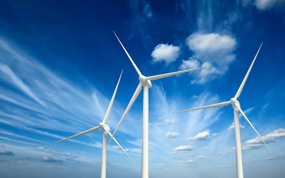 綠色能源優缺點:風力不會排放任何污染物