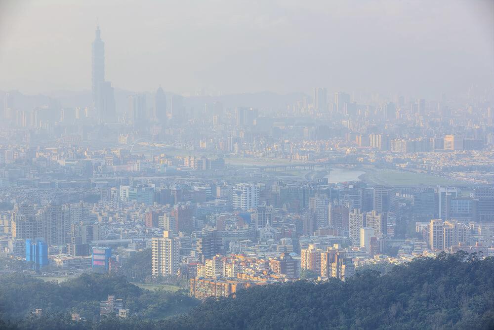 台灣環境問題:空氣污染