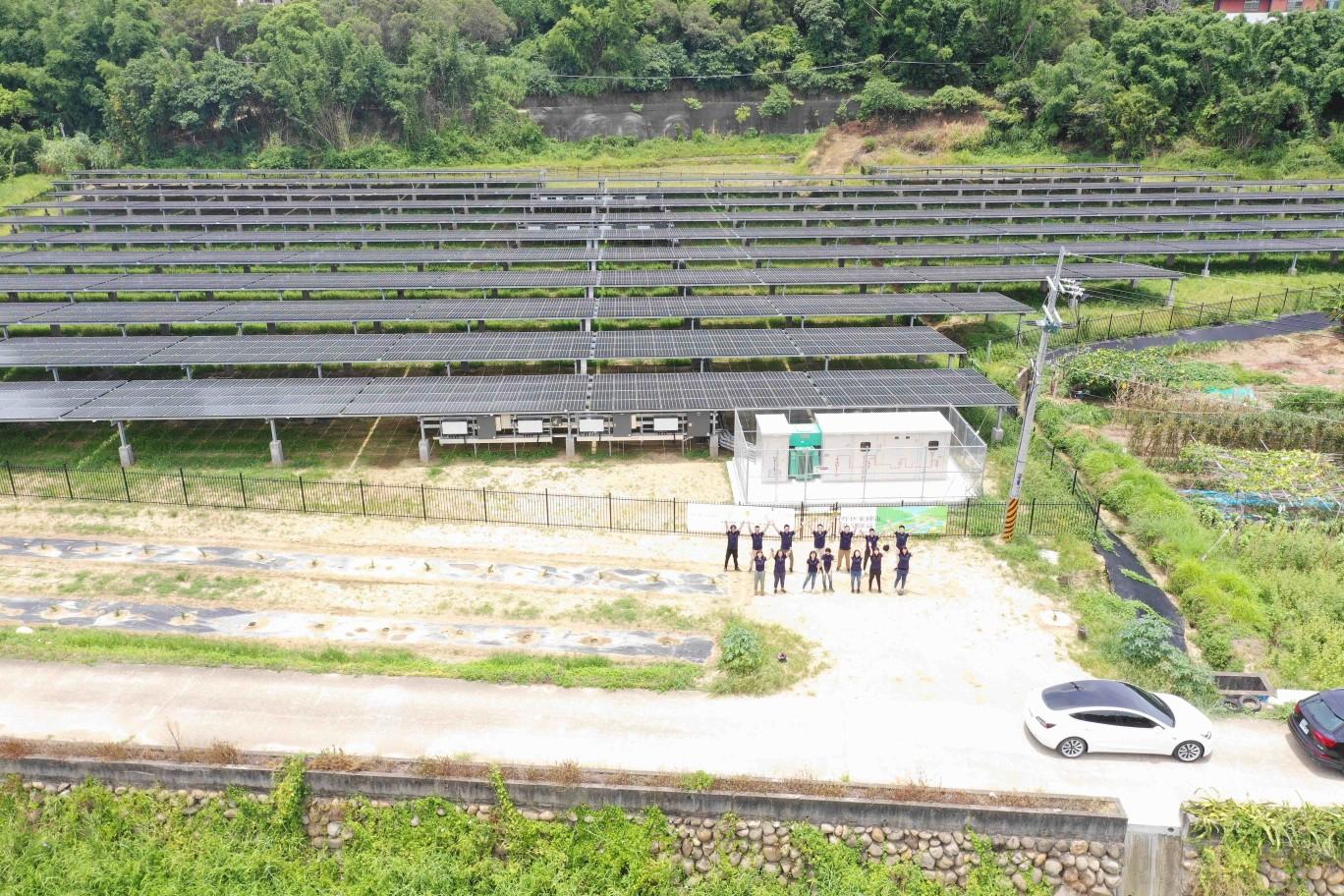 太平洋綠能員工照