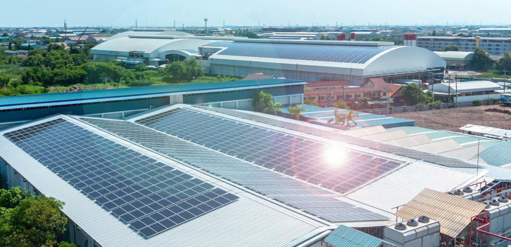 太陽能屋頂架設