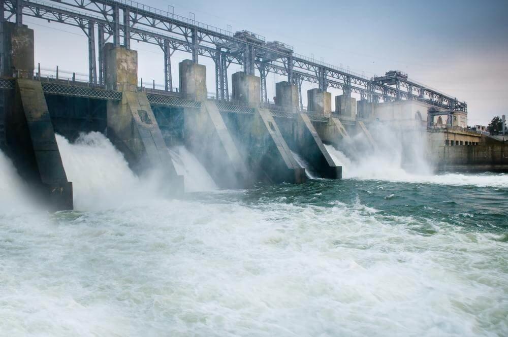 綠色能源種類:水力發電