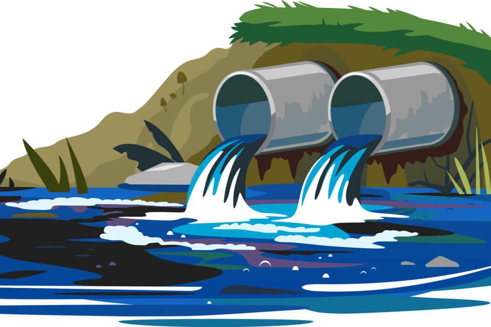 台灣環境問題:河川汙染