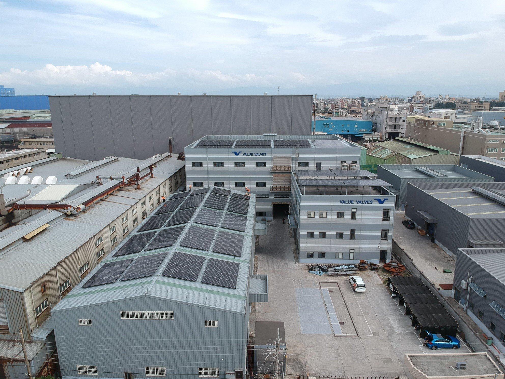 【屋頂型太陽能電廠】桃園觀音/311.86kW