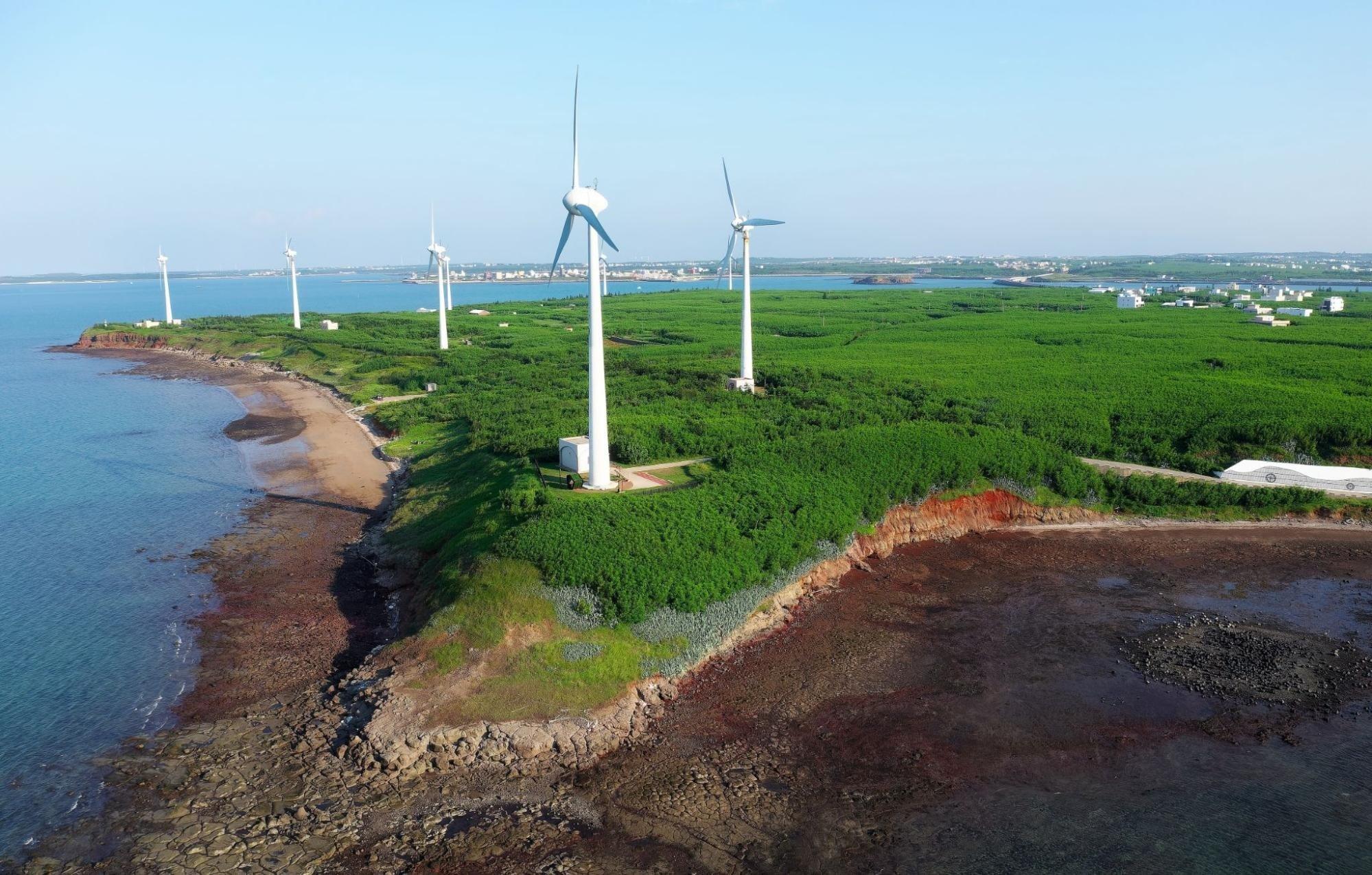 台灣再生能源發展現況