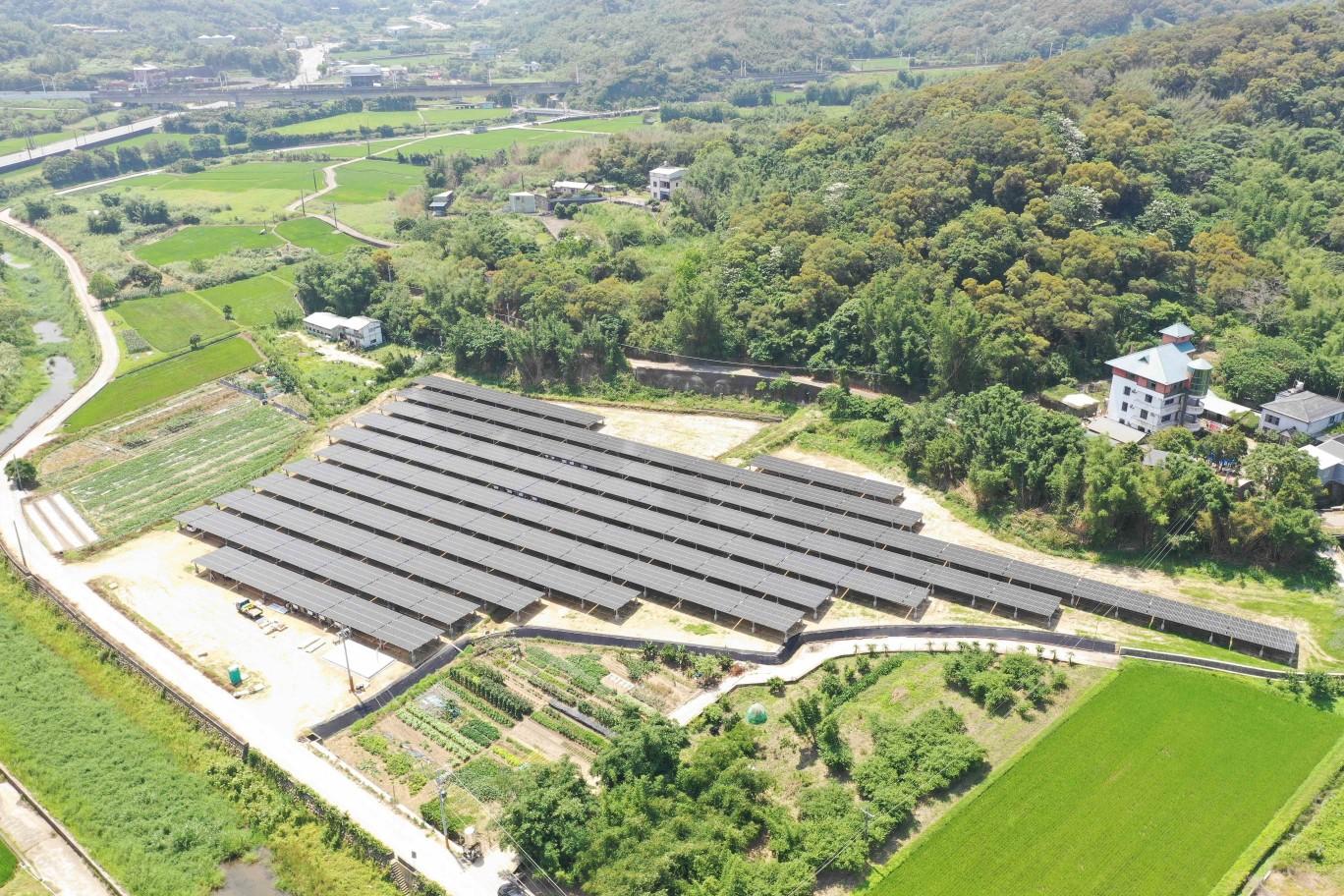 蕭文良太陽能電廠1