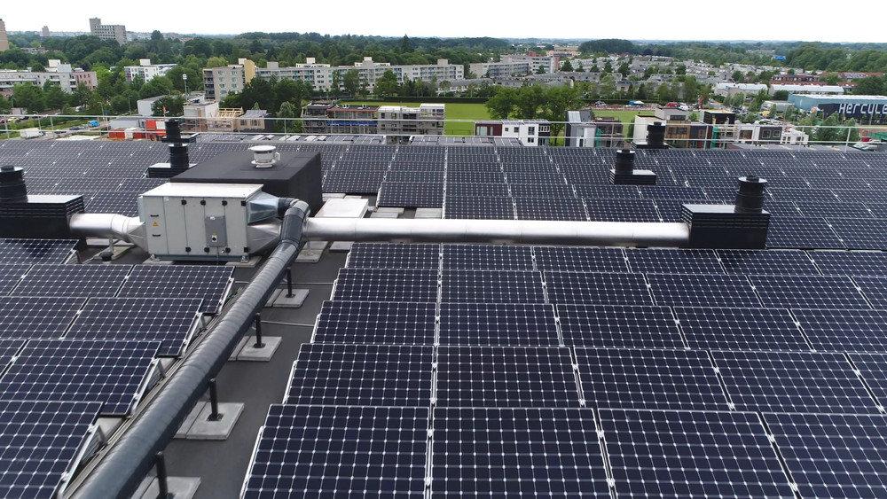 太陽能發電量