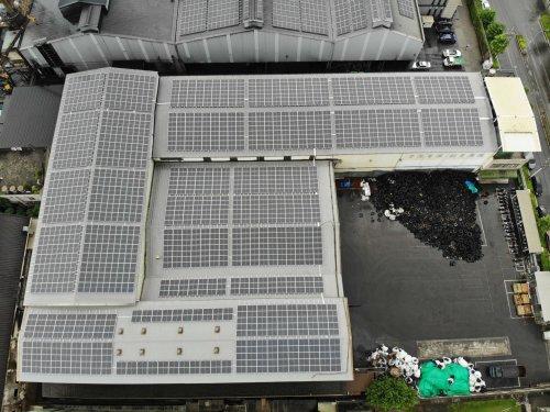 【屋頂型太陽能電廠】環拓科技/950.4kW