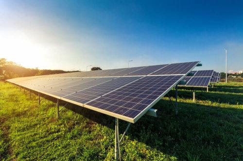 和太陽能板污染說再見!4步驟完成太陽能板回收,廢棄物不殘留